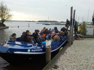 Natuurmonumenten's boat